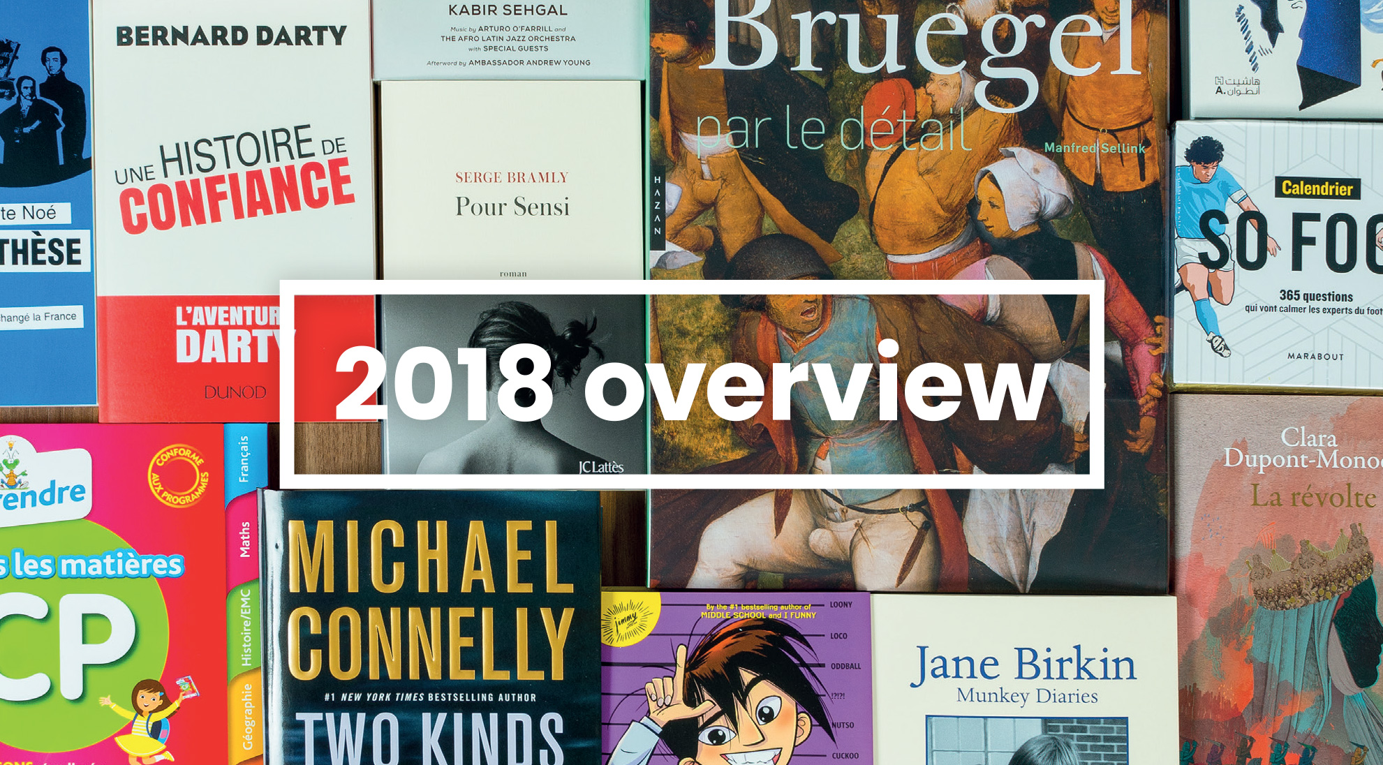 Lagardère Publishing: 2018 Overview